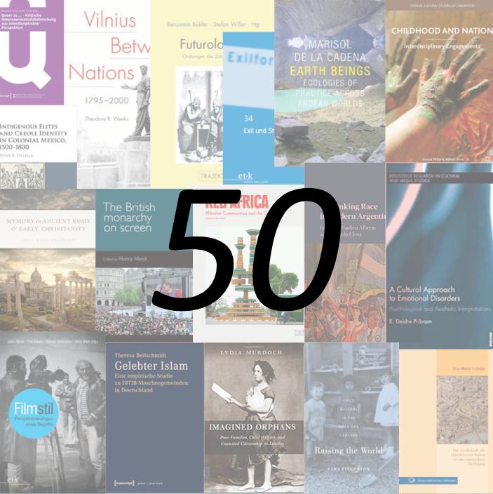 Coverbild der 50. Ausgabe von KULT_online